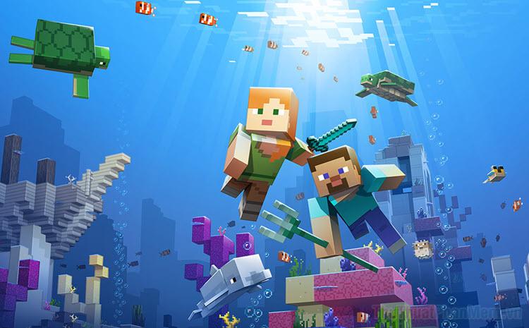 Top 10 game giống như Minecraft hay nhất 2021