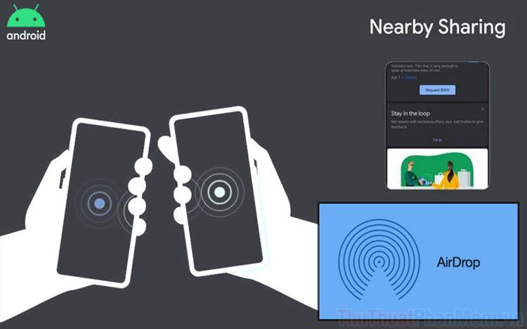 Cách chia sẻ ứng dụng trên điện thoại Android