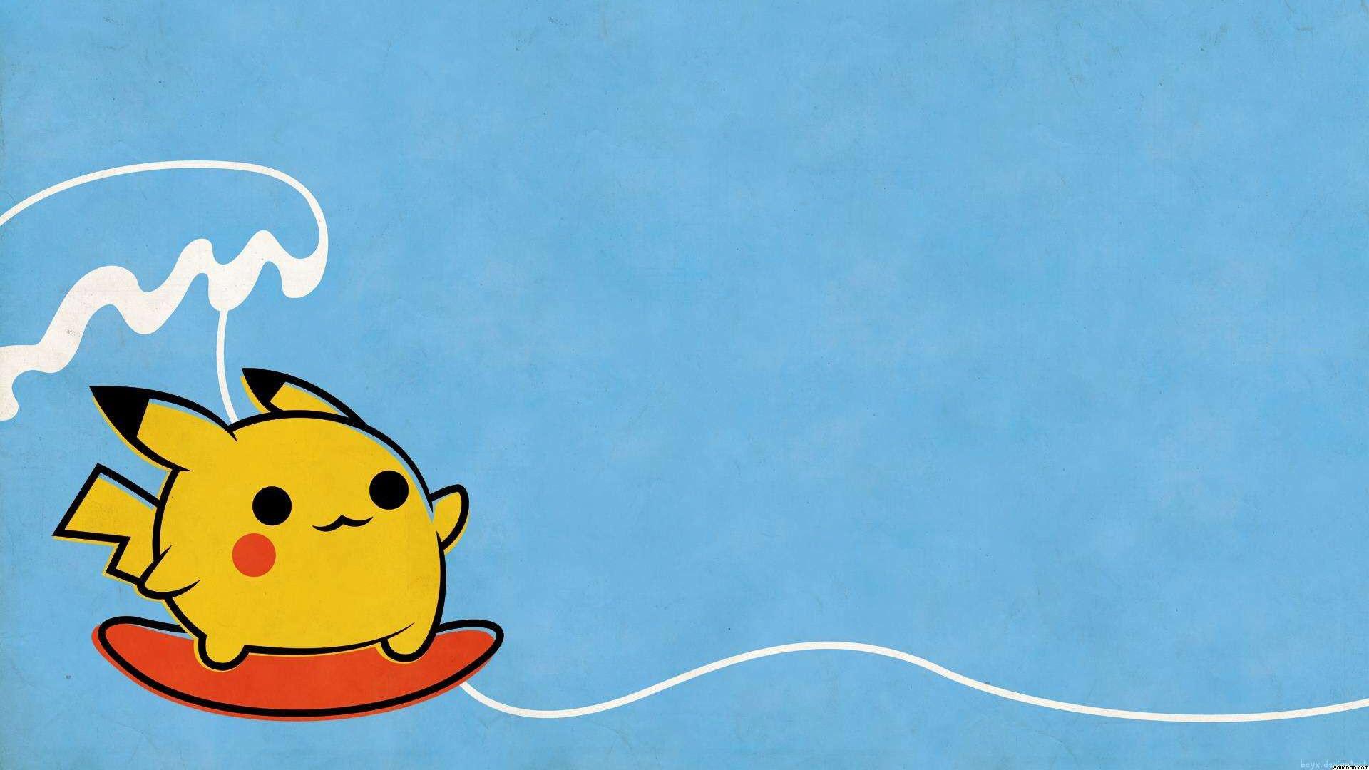 Ảnh nền Pikachu đáng yêu dễ thương nhất