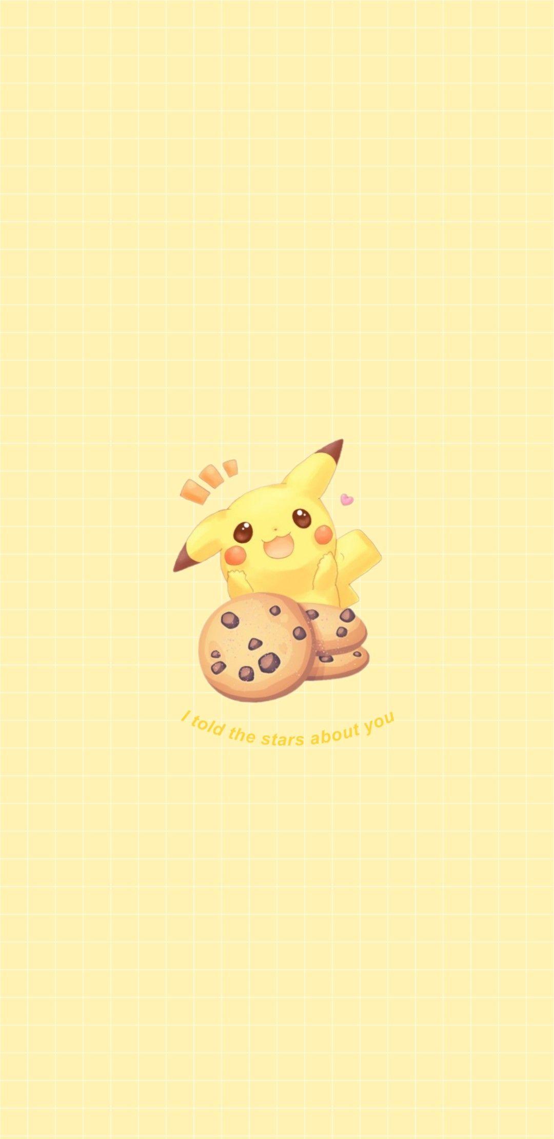 Ảnh nền Pikachu điện thoại