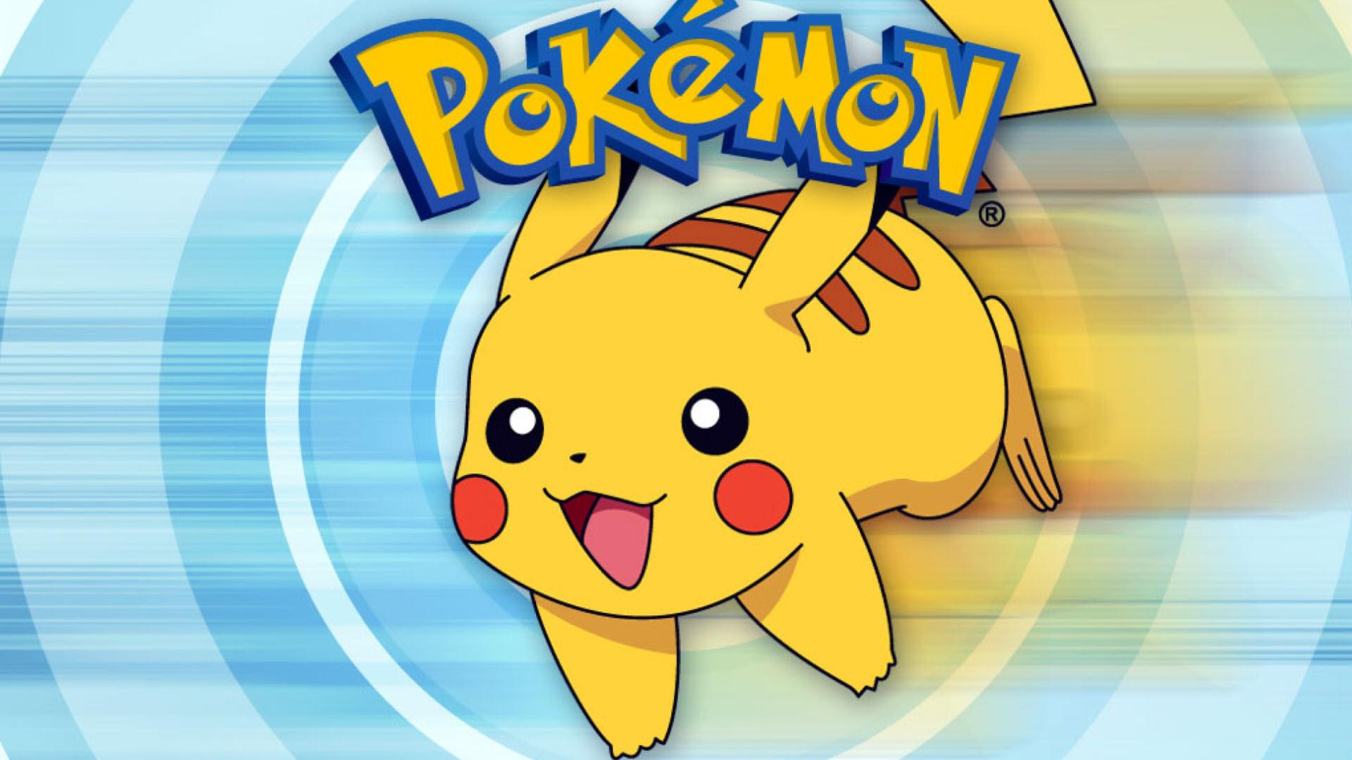 Hình nền Pikachu anime