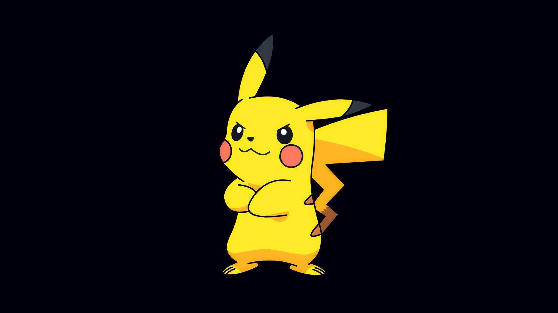Hình nền Pikachu cực chất