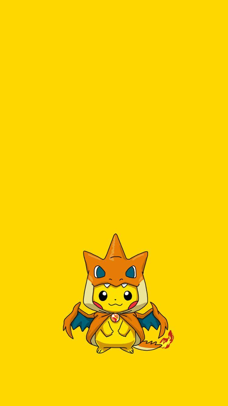 Hình nền Pikachu cực ngầu cho điện thoại