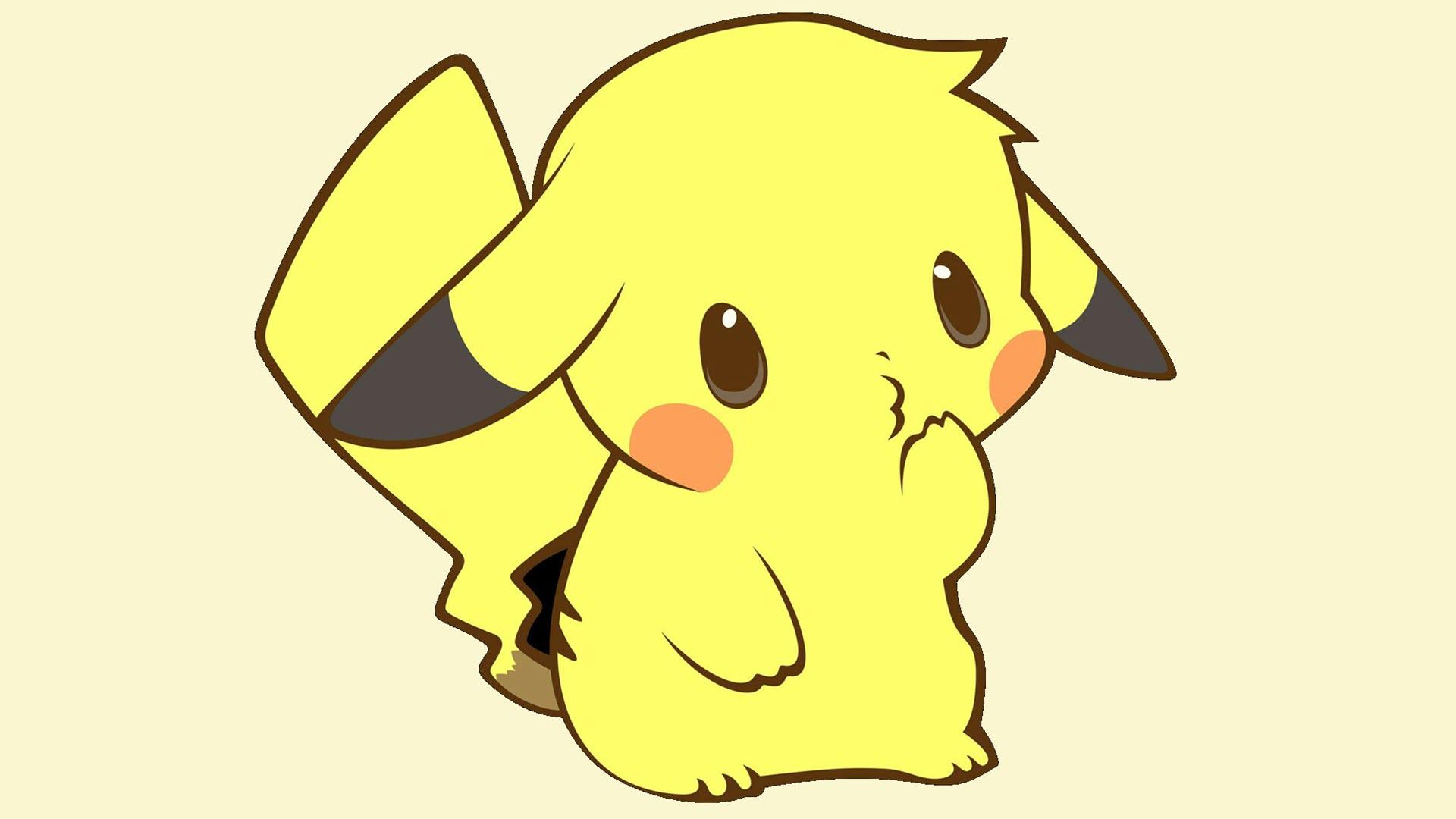Hình nền Pikachu cute nhất
