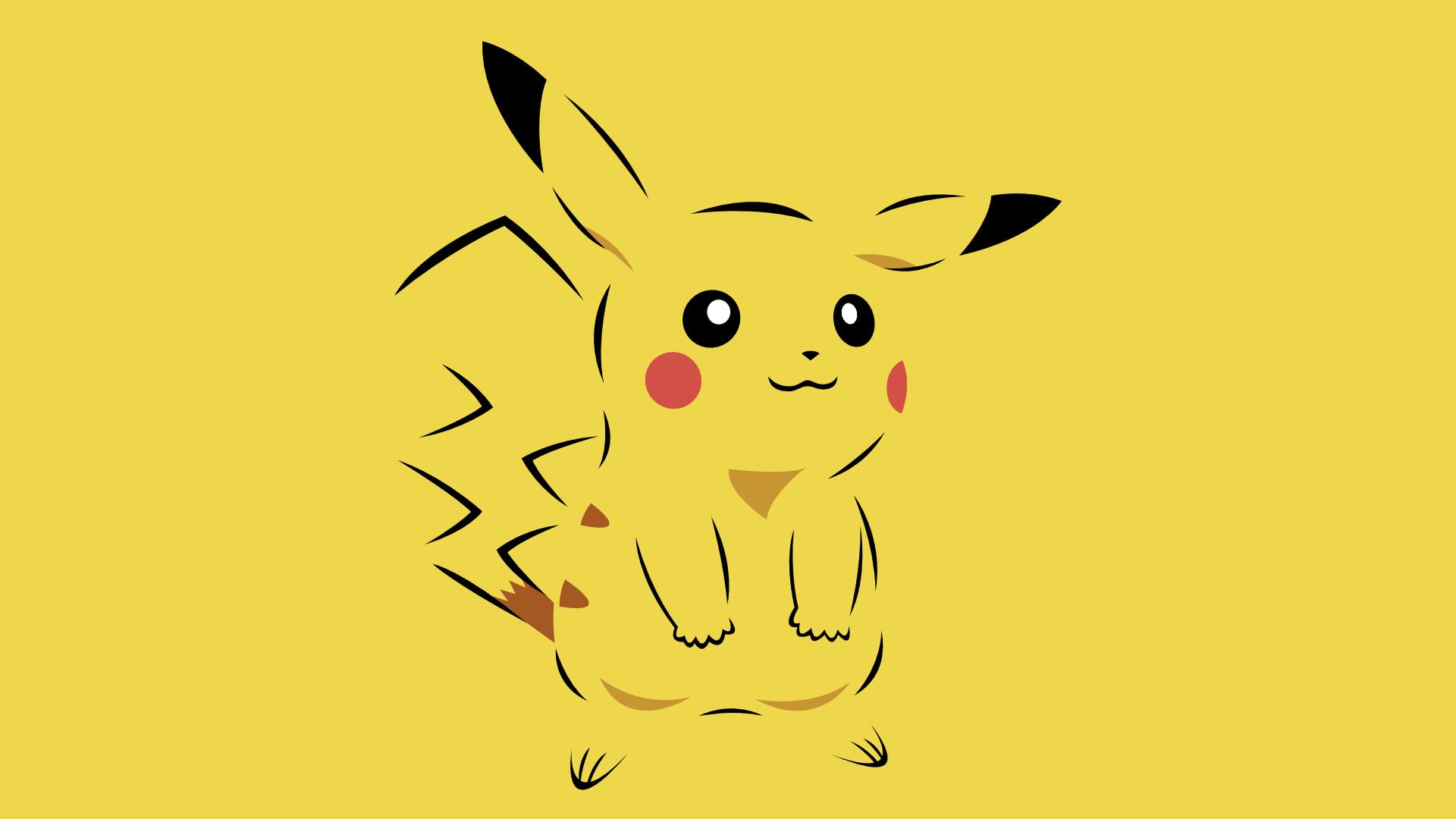 Hình nền pikachu đáng yêu