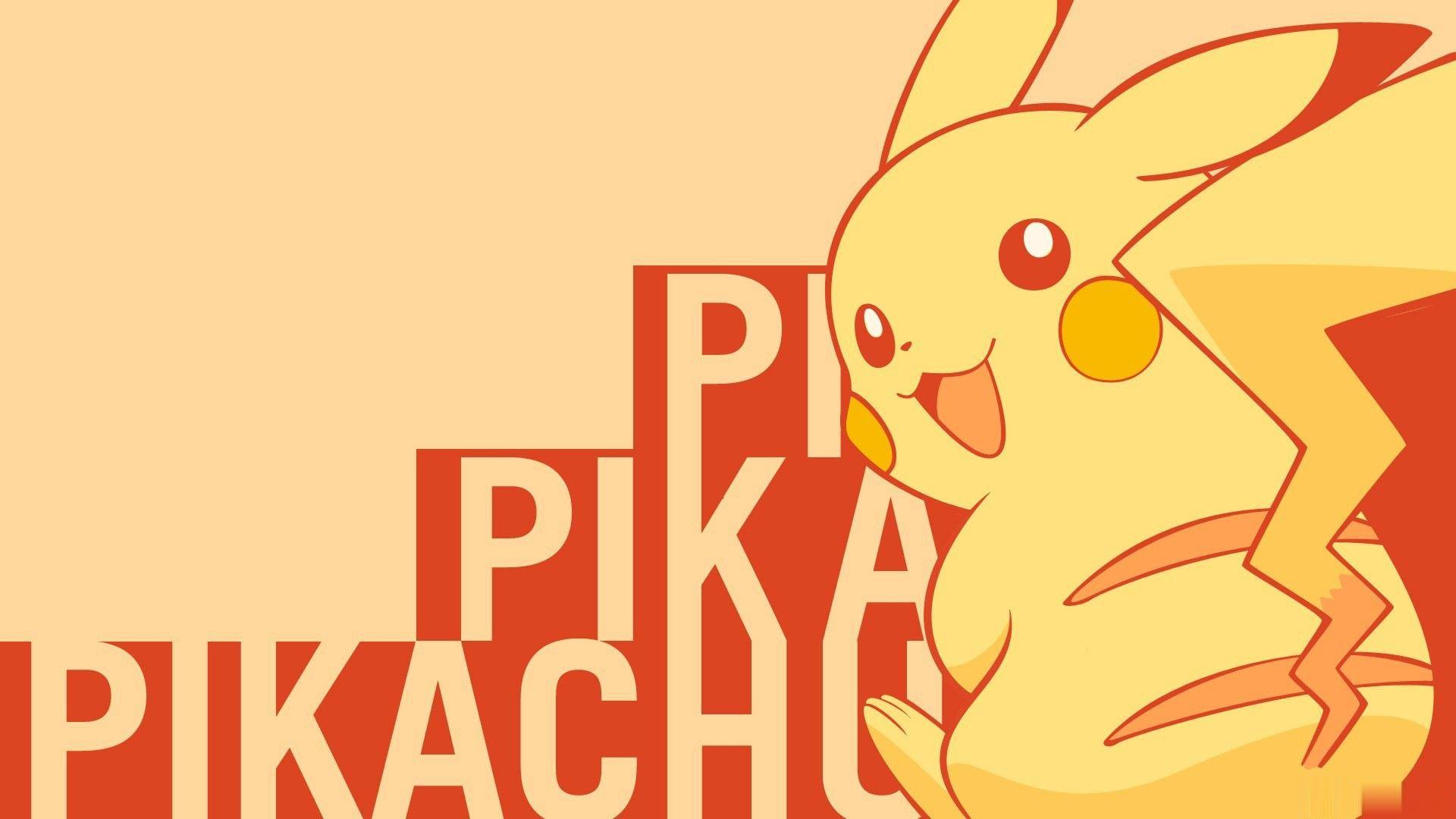 Hình nền Pikachu đẹp, dễ thương