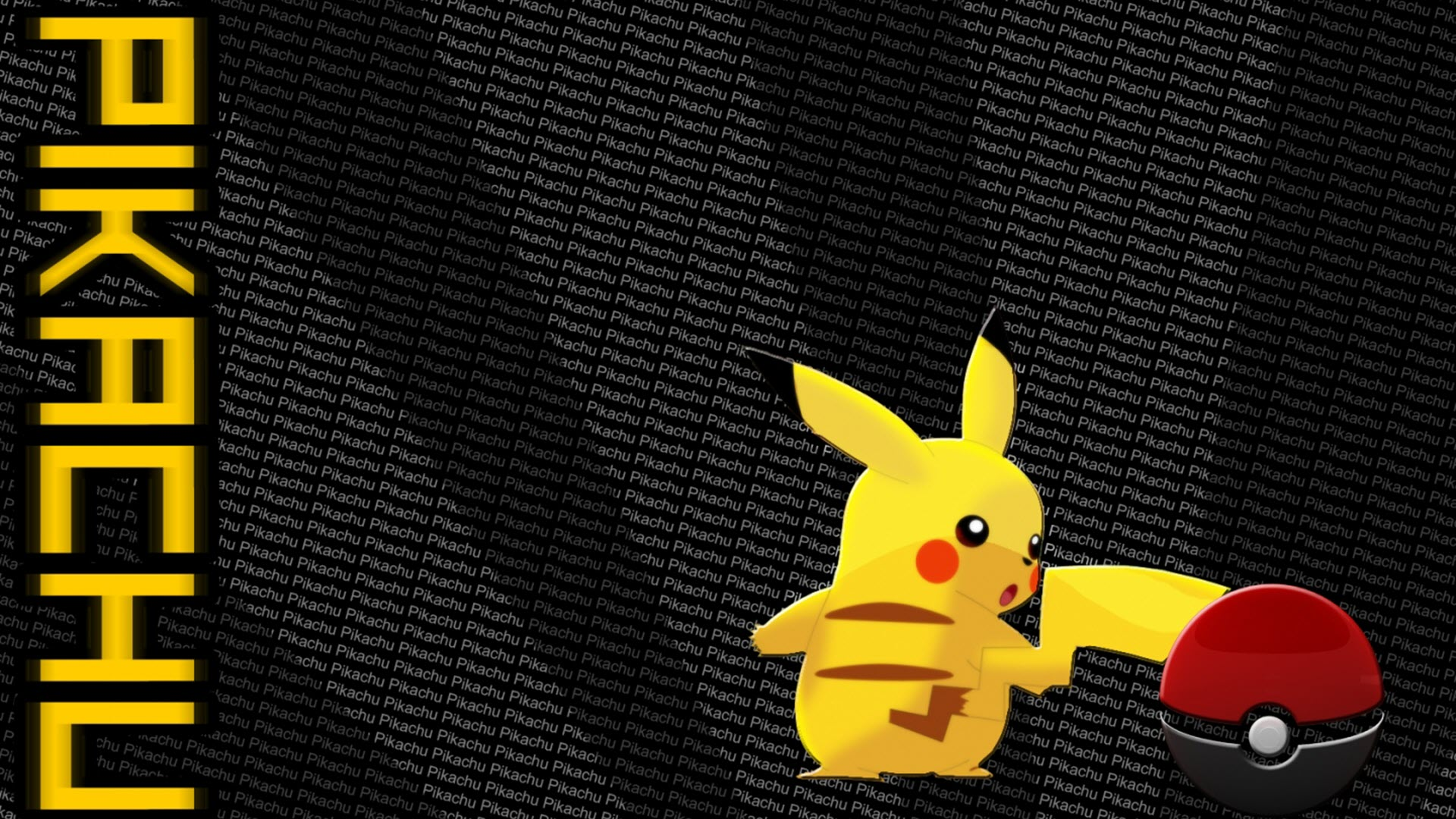 Hình nền Pikachu đẹp, độc