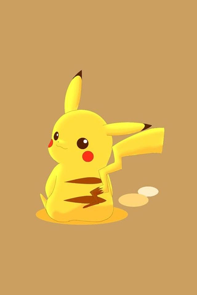 Hình nền Pikachu ngầu cho điện thoại