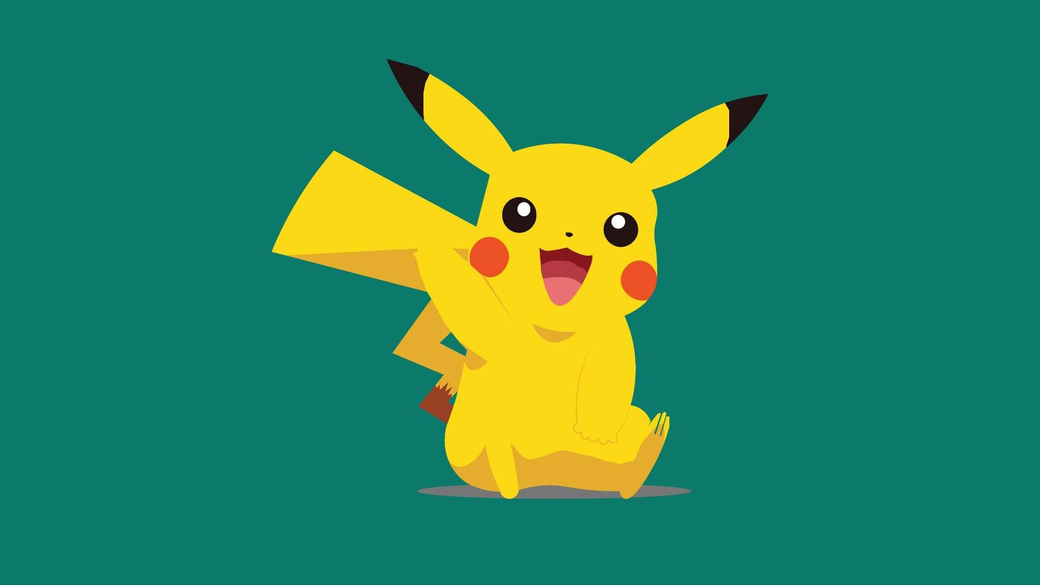 Pikachu Cute Wallpaper