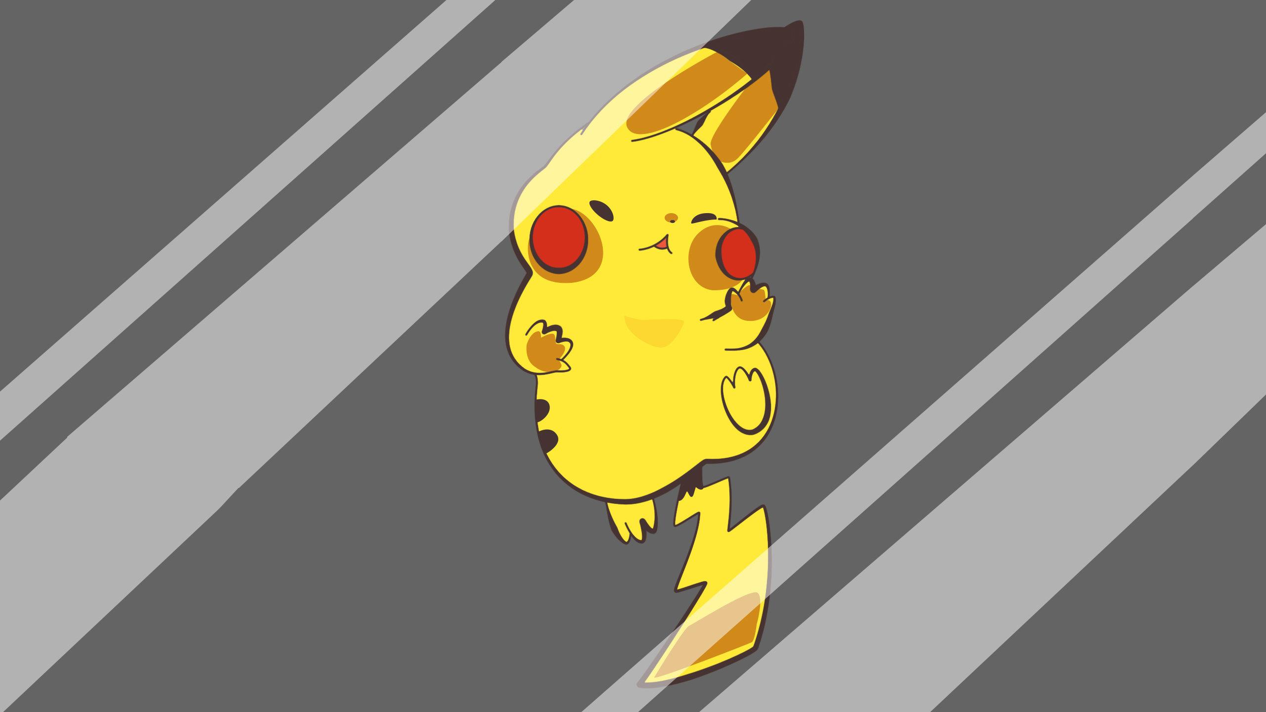 Pikachu wallpaper hd 2560 x 1440